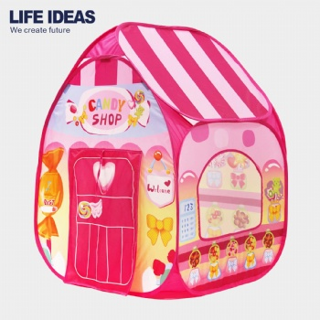 Candy shop kid play tent